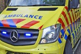 Auto te water bij eenzijdig ongeval Nieuw-Vennep. Inzittenden er ernstig aan toe